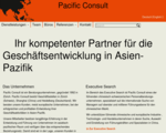 Pacific Consult AG